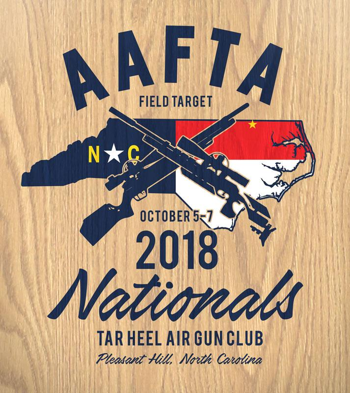 2018 American Airgun Field Target Association (AAFTA