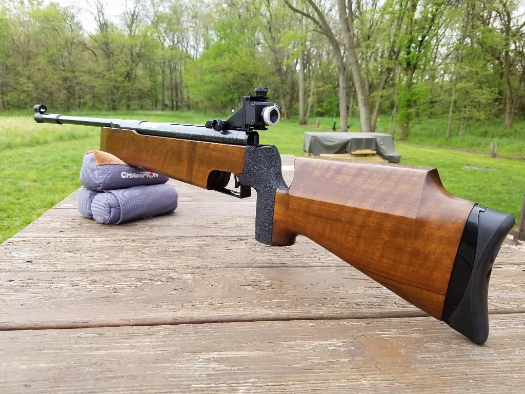 Feinwerkbau 300s thread / pics   Airgun Talk   Airgun