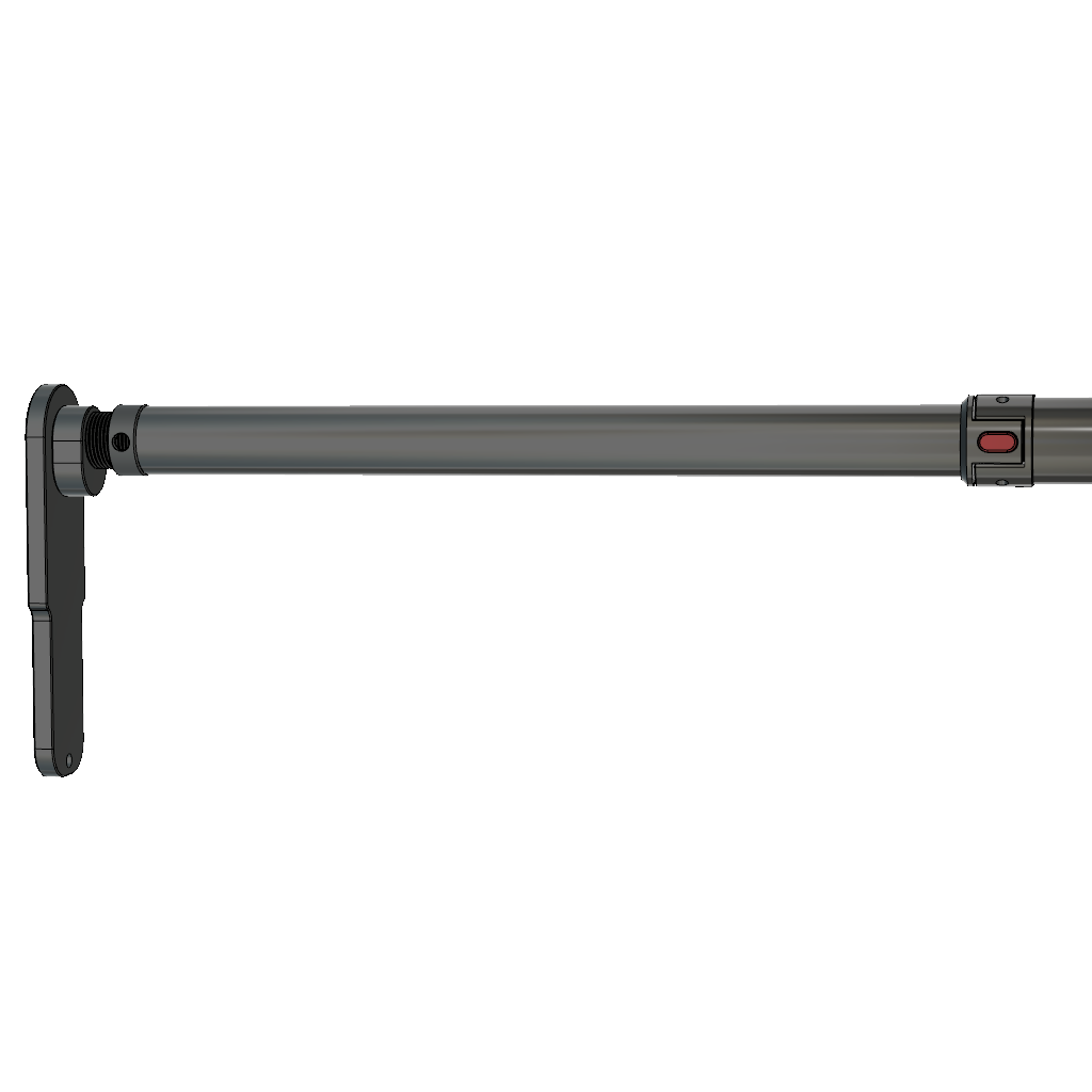Light Weight Folding Marauder Pistol Stock   Airgun Talk