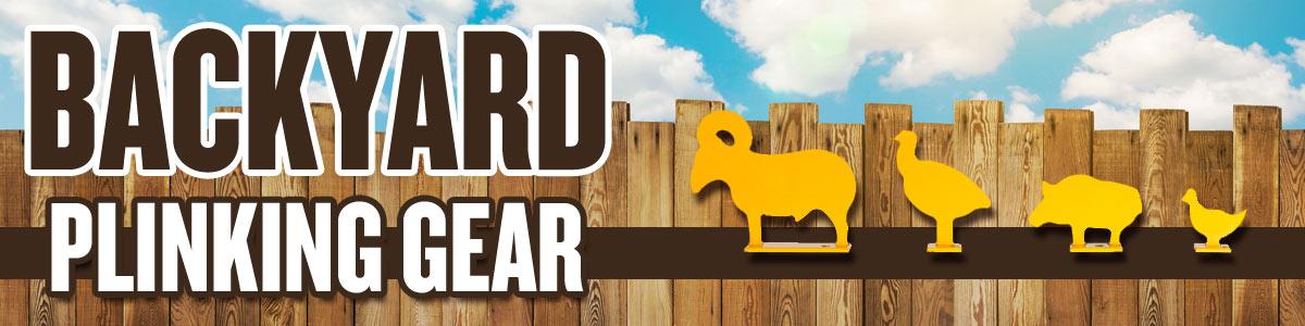 Pyramyd Airgun Mall | Essential Backyard Plinking Gear