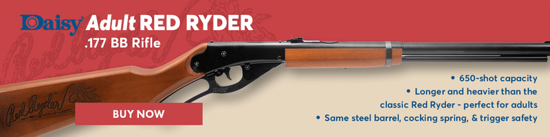 Pyramyd Airgun Mall | Adult Daisy Red Ryder