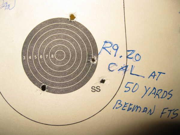 Beeman R9 .20 Cal 007