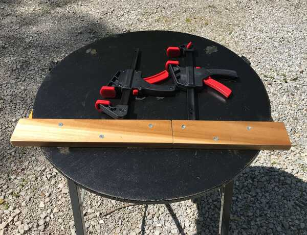 Shooting Bench Harbor Freight Clamping Bench 3