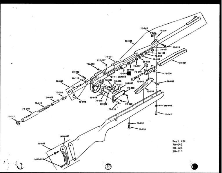 finally got a crosman model 70 pellgun   u2013 airgun talk