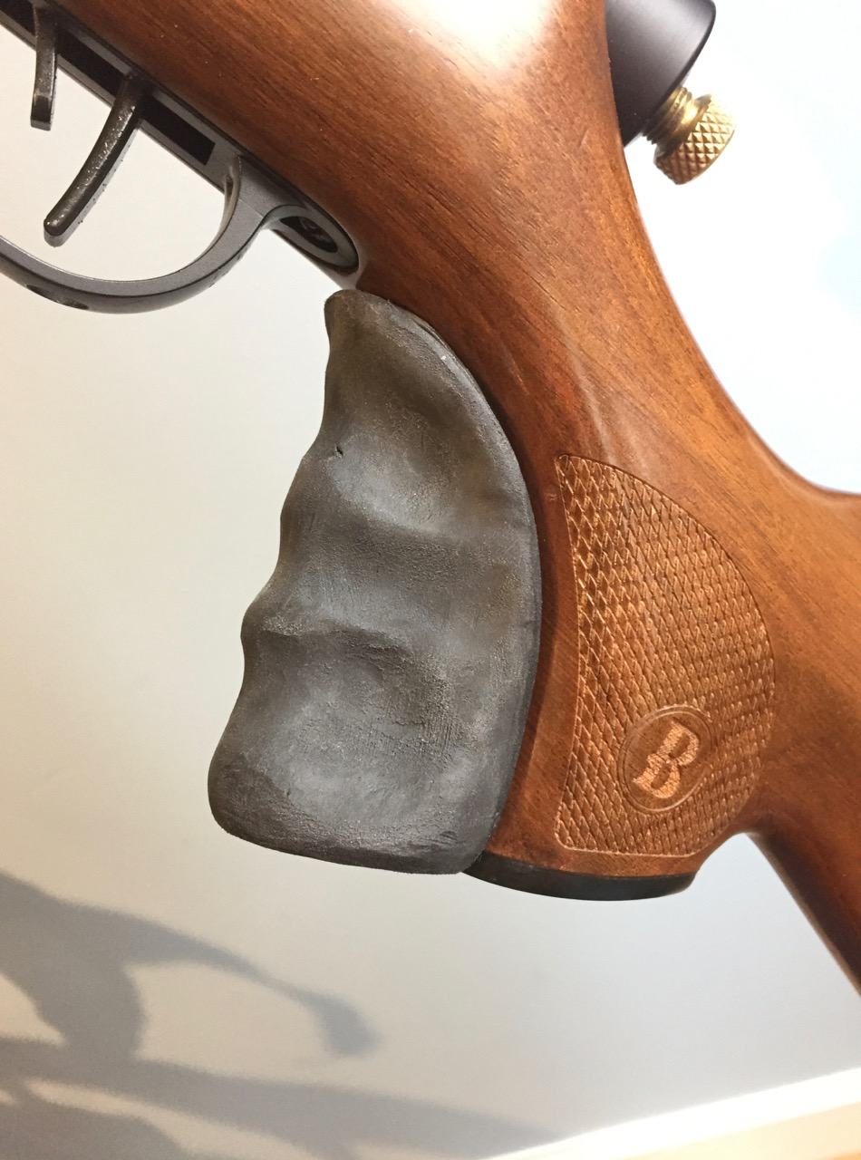 Custom grip, moldable plastic   Other DIY   Airgun Warriors