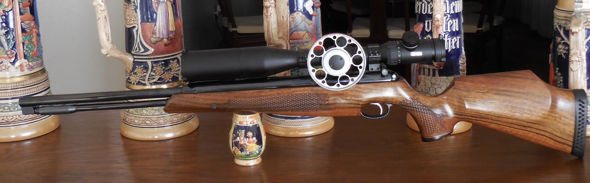 Best Tune for TX200 for Field Target, Hunter Division