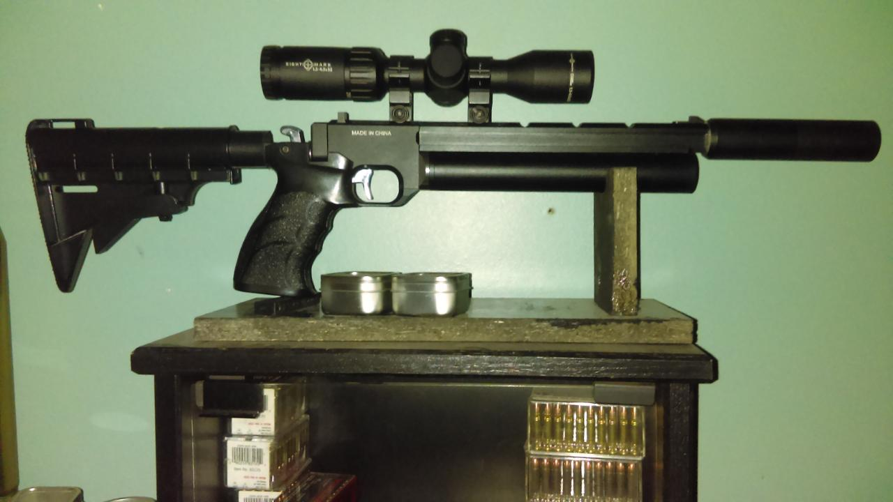 MROD AIR PISTOL | Airgun Talk | Airgun Warriors Forum