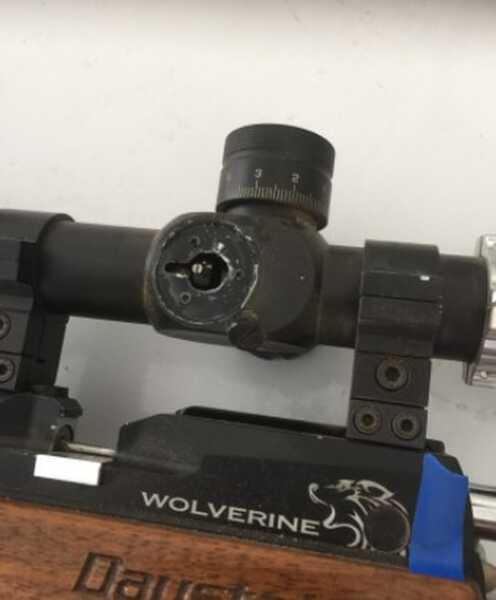 broken scope