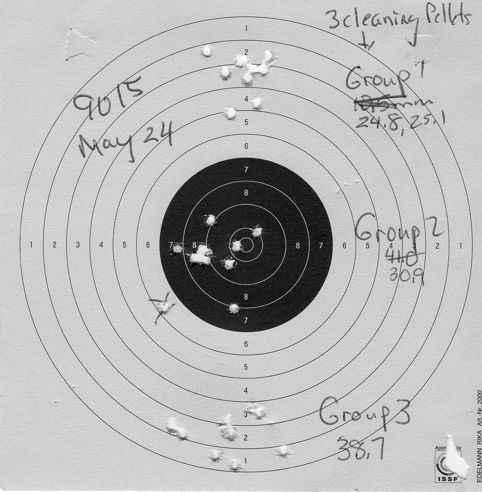 Anschutz 9015 Regulator adjustment   Airgun Talk   Airgun