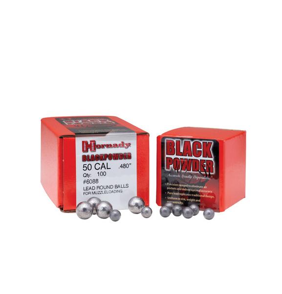 1410991432 Black Powder and Round Balls packaging