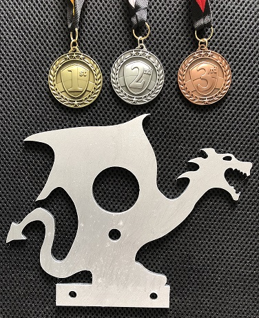 medals 2020 CT state match