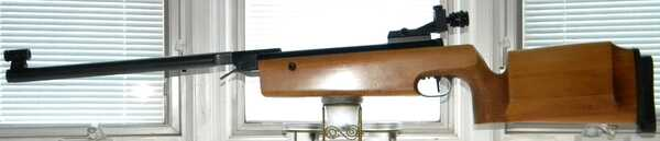 262 Walther LGV Spezial .177