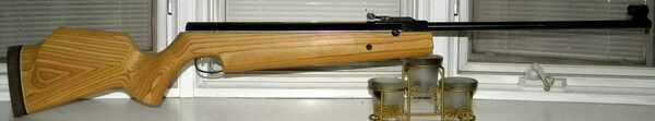 105 R1 Laser MKII .177
