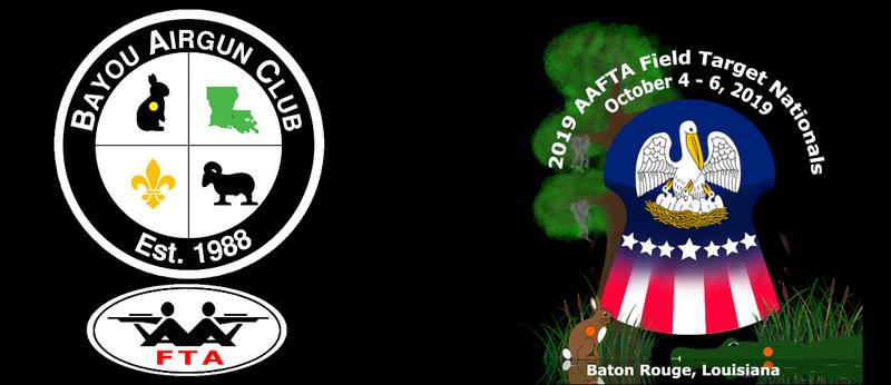 Bayou Airgun Club | 2019 AAFTA Nationals