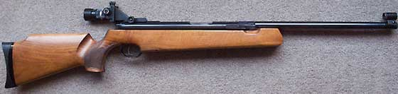 04 15 11 01 FWB 150 air rifle