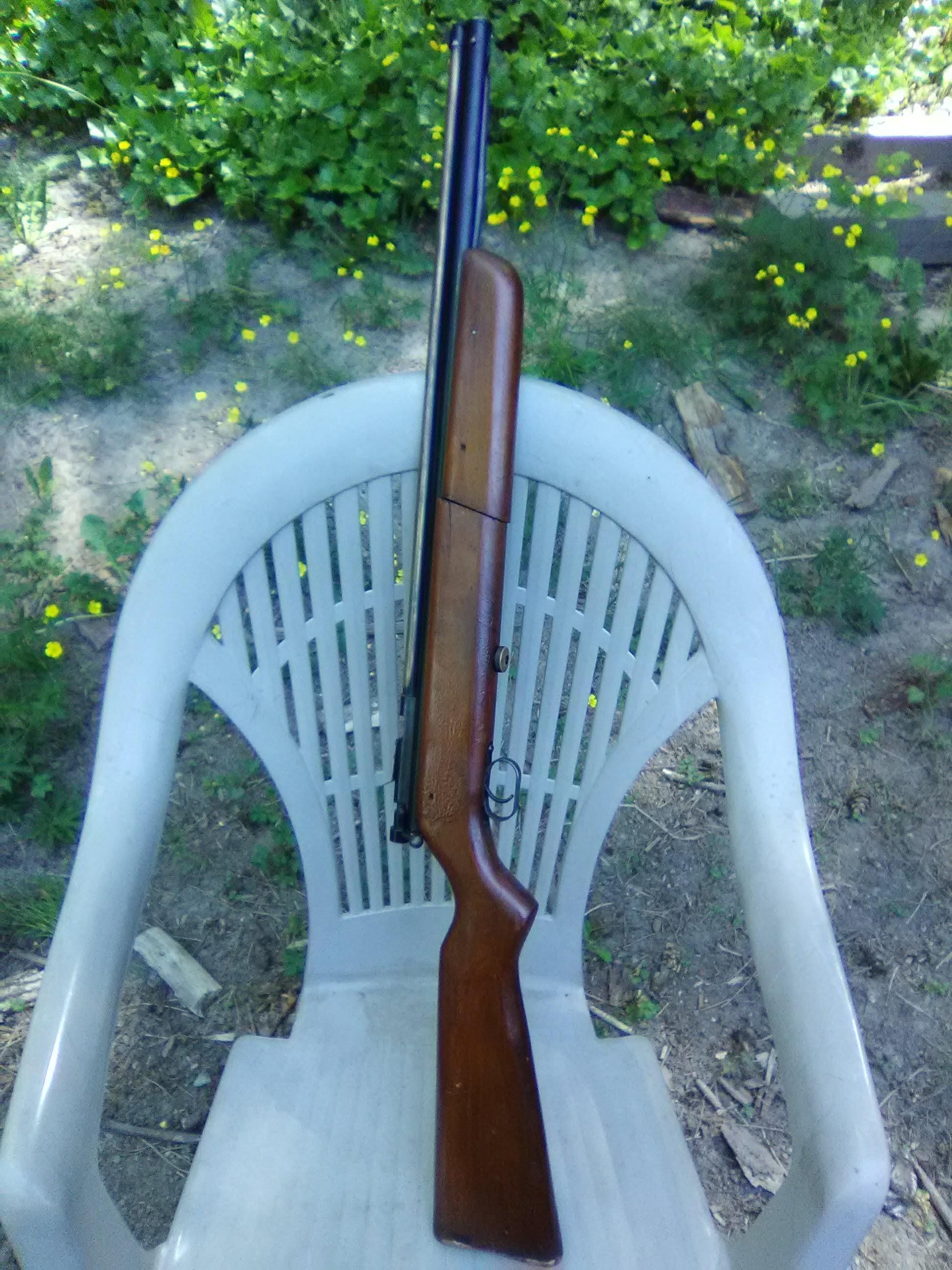 Crosman Model 109 | Airgun Talk | Airgun Warriors Forum