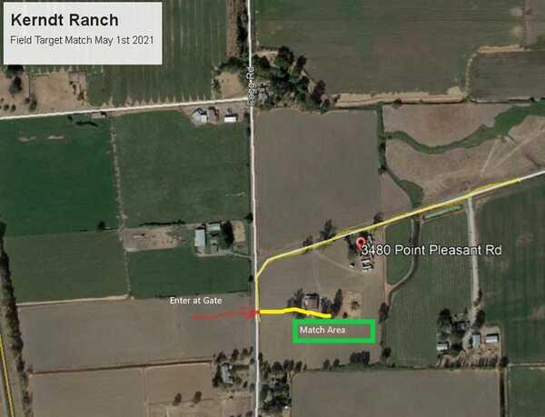 Kerndt Ranch Marked